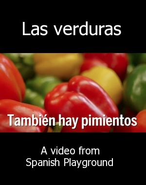 spanish words kids