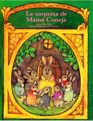 Picture book in Spanish by Alma Flor Ada with an Easter theme.