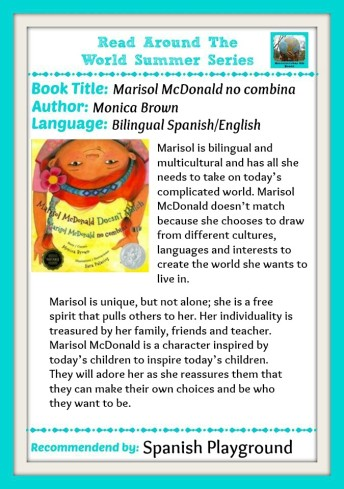 A book celebrating the uniqueness of multicultural kids.