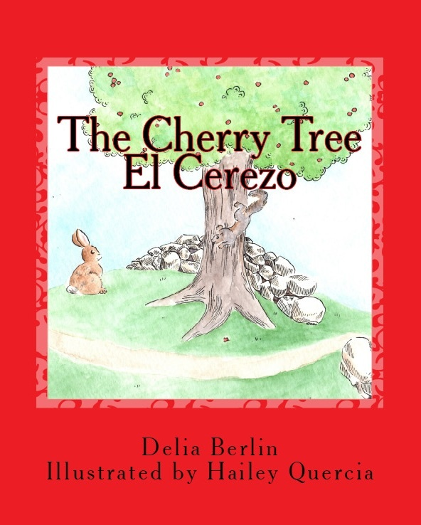 Bilingual books by Delia Berlin are an excellent choice for kids learning Spanish.