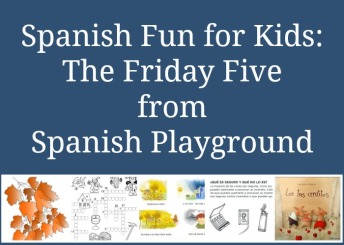 Spanish fun for kids with five low-prep activities.