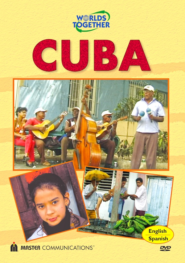 DVD for exploring Cuba during Hispanic Heritage Month.