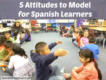 teaching spanish learners