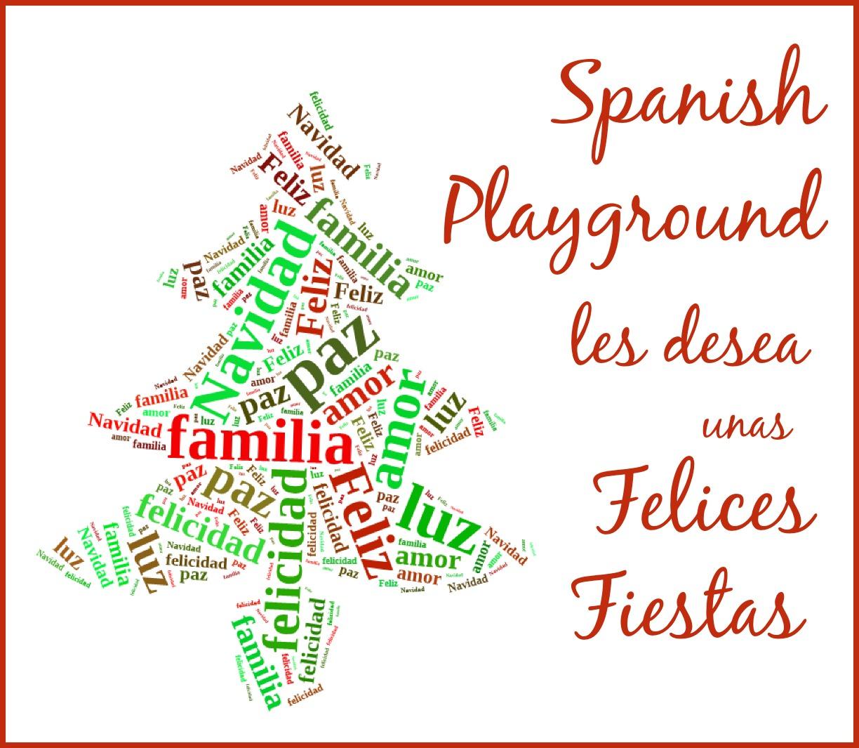 Wishing You Happy Holidays In Spanish Spanish Playground