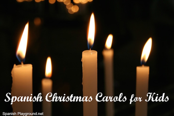 spanish christmas carols teach vocabulary and structures to language learners