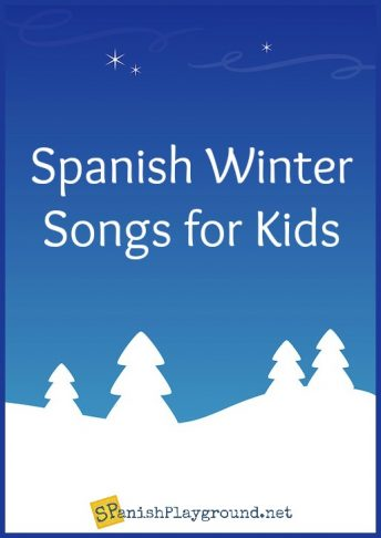 Winter Archives - Spanish Playground