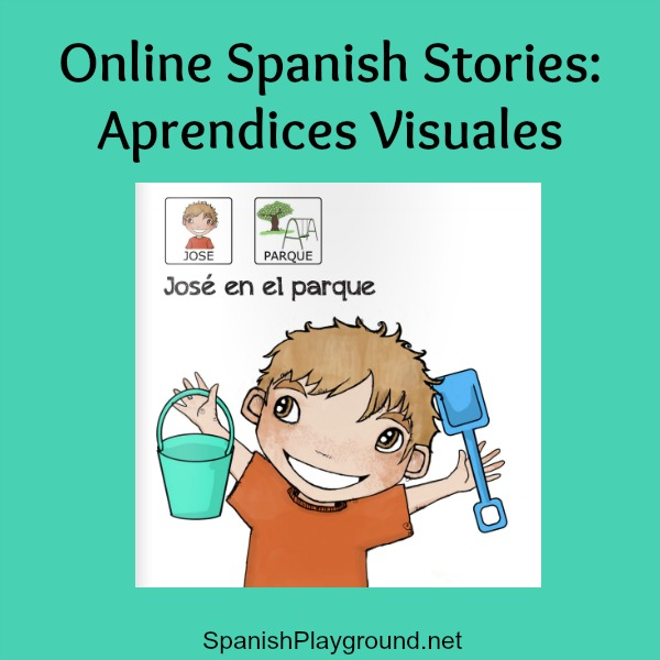 Online Spanish Stories Aprendices Visuales Playground. Online Spanish Stories Aprendices Visuales. Printable. Kids Short Stories Printable At Clickcart.co