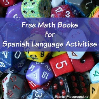 Online Spanish math texts provide language learners with fun and effective learning activities.