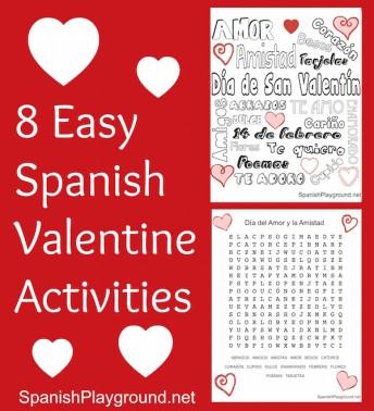 valentine 39 s day archives spanish playground. Black Bedroom Furniture Sets. Home Design Ideas