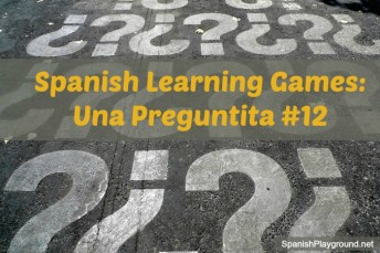 Spanish learning games with questions make language fun.
