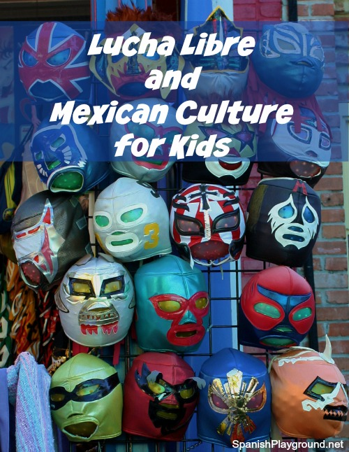 Mexican culture comes alive through these lucha libre resources.