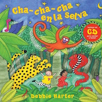 A Spanish picture book about the rainforest.