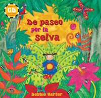 Spanish rainforest story for kids.