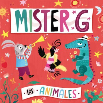 Fun bilingual songs by Mister G get kids singing and dancing in Spanish.