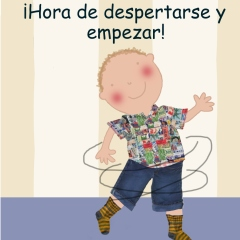 Spanish books for children teach language at various levels.