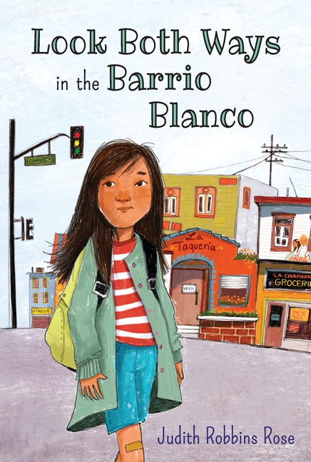 Middle-grade novel explores the challenges facing children of parents without documents.