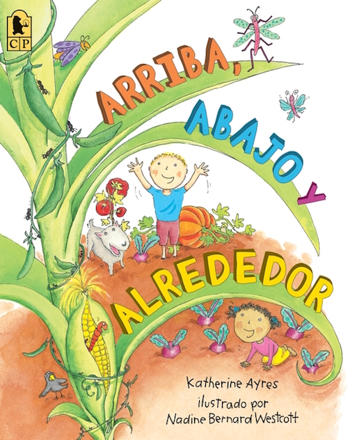 Candlewick Press publishes Spanish and bilingual books for kids.