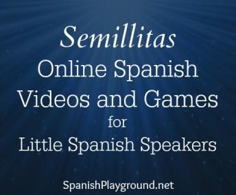 Semillitas has educational and cultural contentin Spanish for preschoolers.