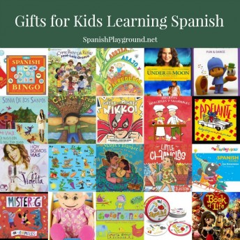Gifts for kids learning Spanish help them stay motived to learn.