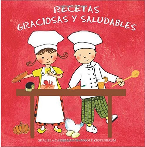 Recipes in Spanish with poems and photos.