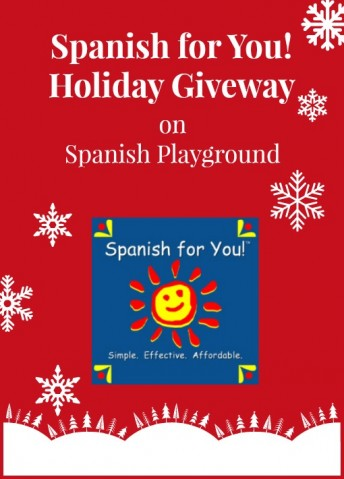Homeschool Spanish program from Spanish for You teaches language basics to kids in grades 3-8.