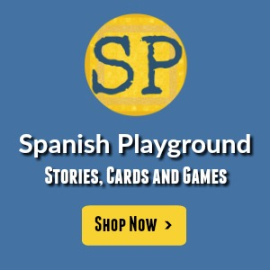 Spanish Playground Digital Downloads