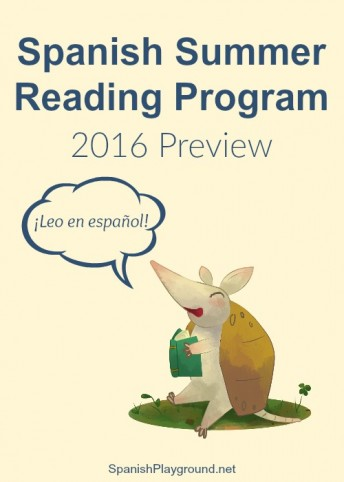 The summer reading program in Spanish is designed to strengthen language skills in native speakers and Spanish learners.