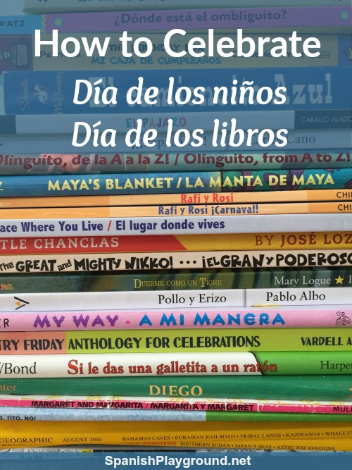 Dia de los niños resources for teachers and parents.