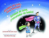 A beautiful bilingual picture book about an active and caring, nuturing little boy.