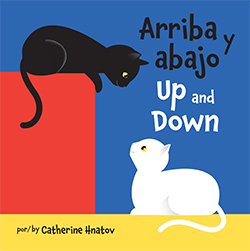 Bilingual board books give children their first exposure to a second language story.