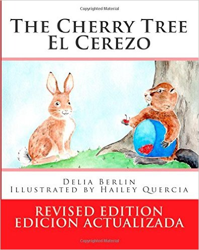 A story about friendship, teamwork and a cherry tree in Spanish.