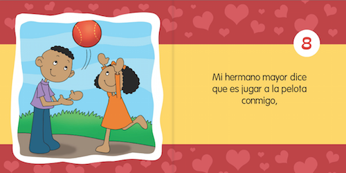 These free Spanish ibooks teach values to language learners.