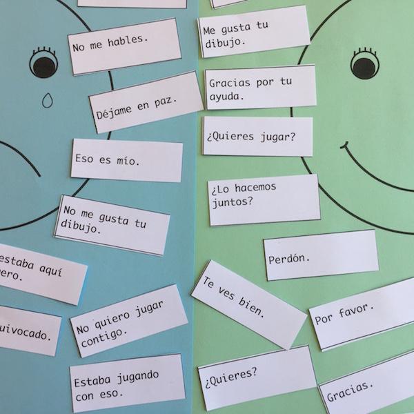 how to teach kids words