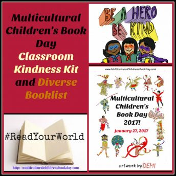 Mutlicultural Children's Book Day shares diversity resources for parents and teachers.