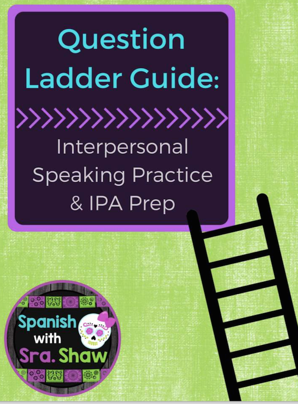 Spanish TpT stores have materials to support proficency-based classrooms.