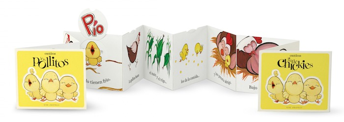 Canticos publishes beautiful Spanish Nursery Rhyme books for children.