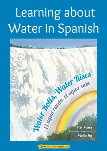 These resources for learning about water in Spanish are perfect for elementary school age students.