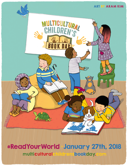 Multicultural Children's Book Day celebrates and advocates for diverse books.