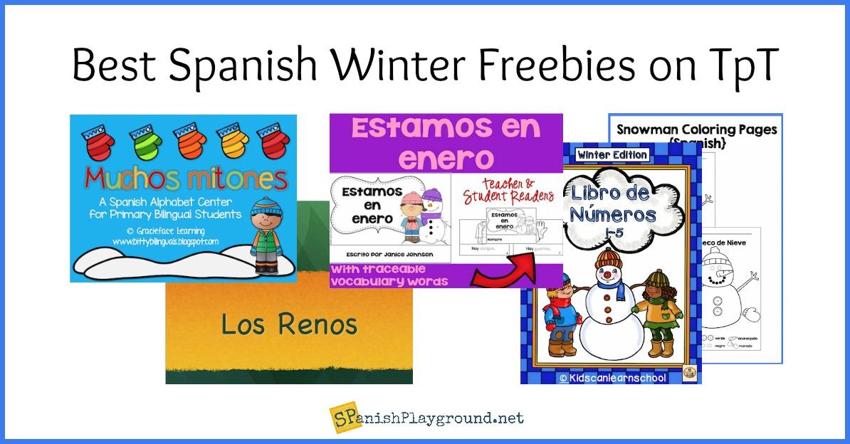 Winter In Spanish
