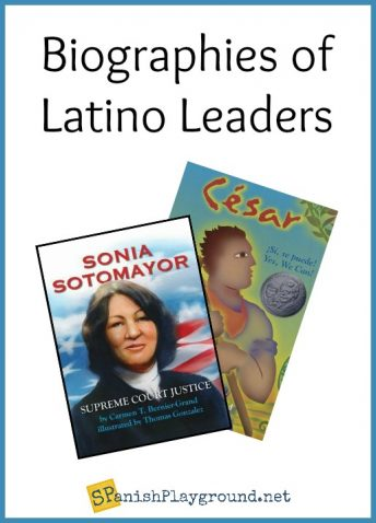 Latino leaders come to life in biographies by Carmen T. Bernier-Grand.
