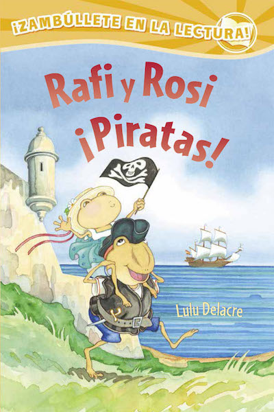 Lulu Delacre has written a series of Spanish books for beginning readers based in the culture and history of Puerto Rico.