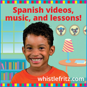 Spanish for Kids from Whistlefritz