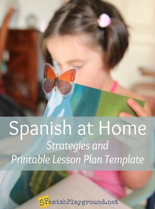 Use these strategies for a successful experience learning Spanish at home.