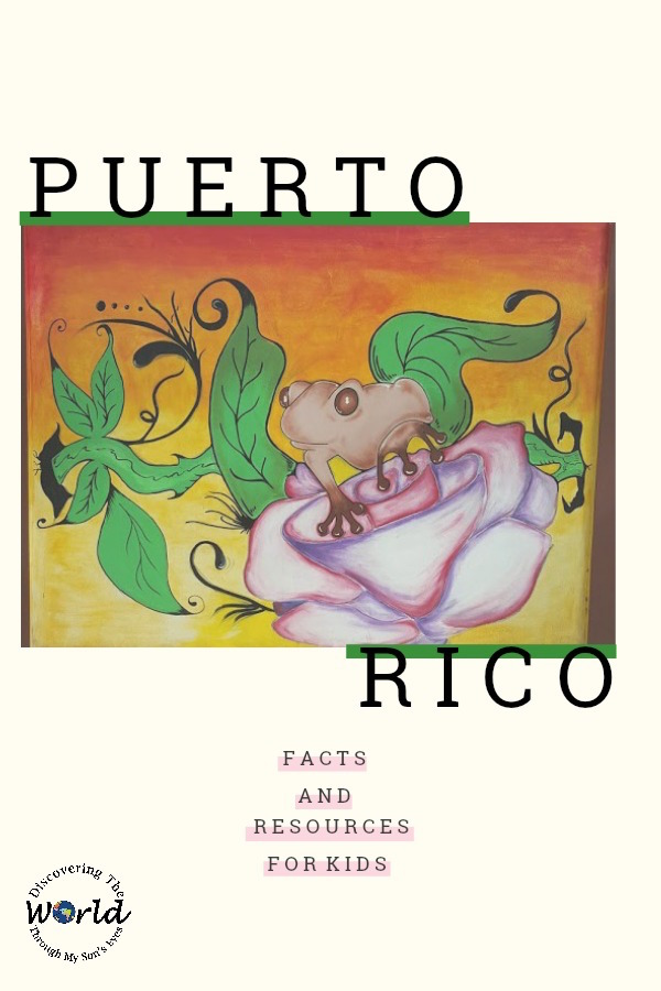 Learn about part of the United States with these Puerto Rico facts for kids in Spanish and English.