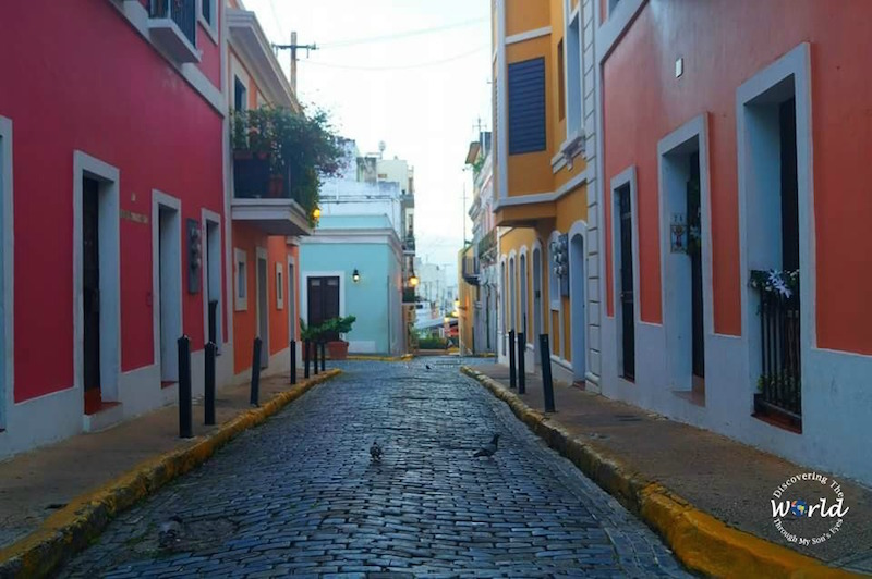 Learn about Old San Juan with these Puerto Rican facts for kids.