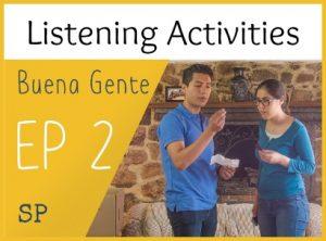 Spanish Video Series: Buena Gente - Spanish Playground