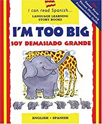 A picture book for teaching Sanish body parts.