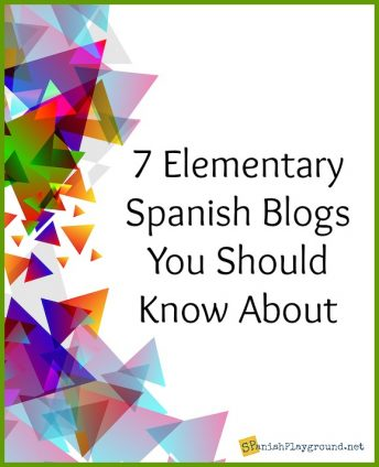 Elementary Spanish blogs provide useful resources to teachers and parents.