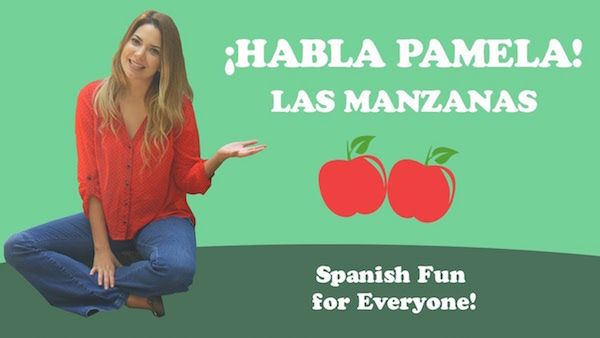Kids learn Spanish videos are a YouTuber series for children with basic vocabulary and high-interest topics.