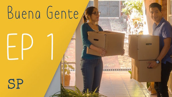 Buena Gente is a series of Spanish videos for kids learning language.